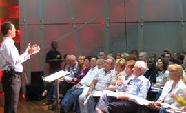 Bruce Muzik Keynote Speaker about Love and Relationships